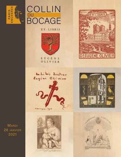 Livres : collection du Docteur Eugène Olivier et à divers