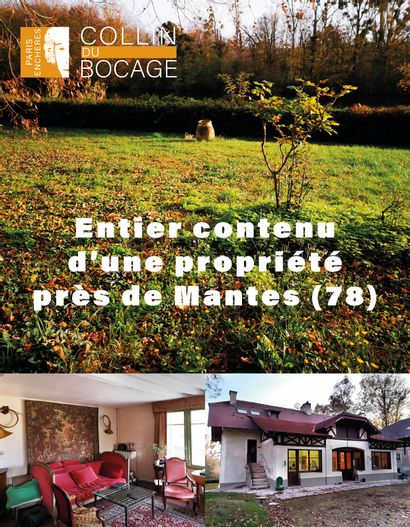 Local sale : Fully furnished property near Mantes-la-Jolie