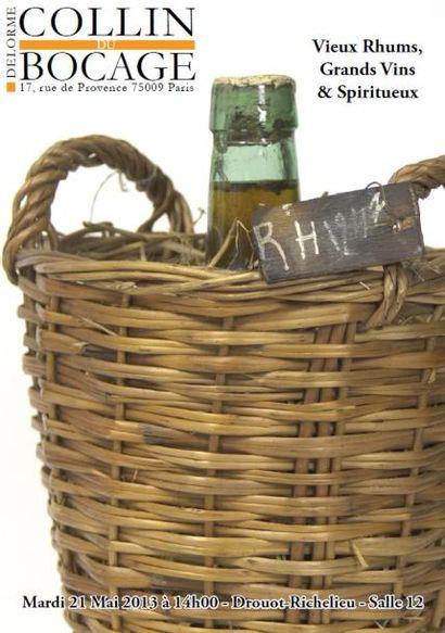 Vieux Rhums, Grands Vins, Spiritueux