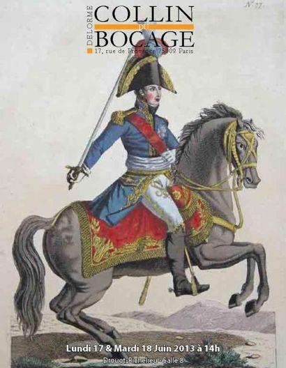 Collection de documents historiques -VENTE DIRECTE