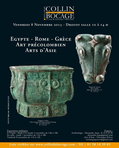 Archéologie - Arts d'Asie