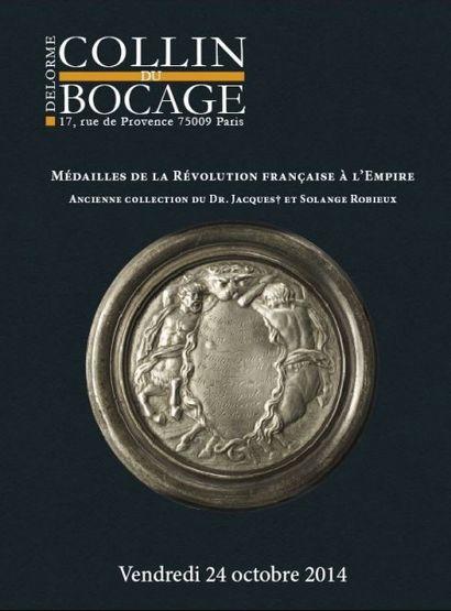 Ancienne collection du Dr. Jacques† et Solange Robieux
