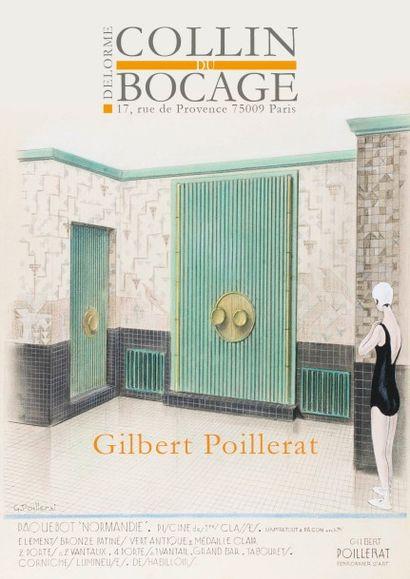 ATELIER GILBERT POILLERAT : L'ARTISTE ET LES ARCHIVES