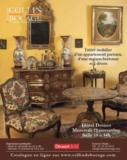 Vente autographes et meubles et objets d'art