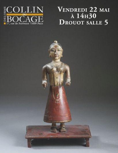 Archéologie - Arts d'Asie - Art précolombien - Mobilier et objets d'art
