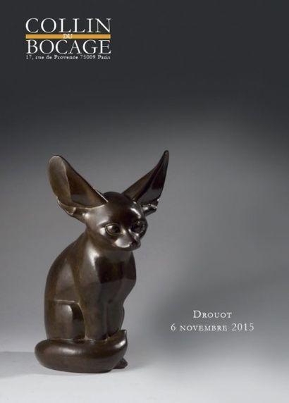 Livres anciens - Tableaux modernes et contemporains - Bronzes - Art déco