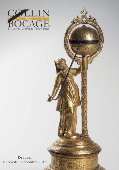 Horlogerie ancienne et objets scientifiques - Tableaux - Archéologie - Mobilier - Objets d'art