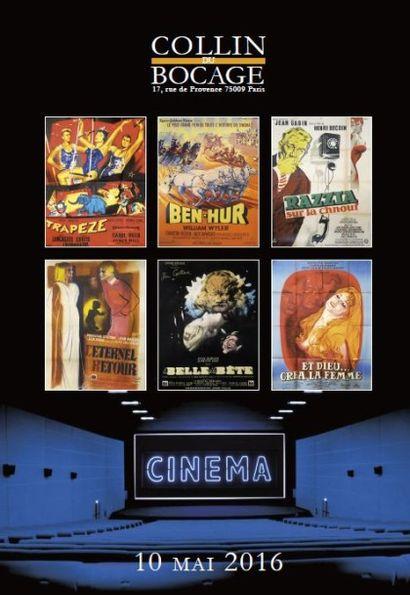Affiches de cinéma