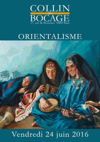 ORIENTALISME & Atelier Odette BRUNEAU