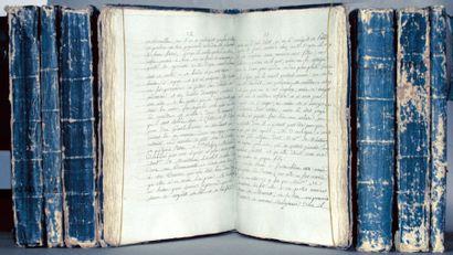 BIBLIOTHEQUE D'UN AMATEUR