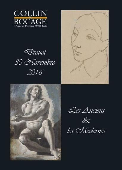 dessins cubistes et surréalistes - Collection C.A - Tableaux et dessins anciens, arts d'Asie, mobilier, objets d'art