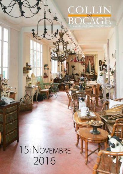 Objets de décoration - Mobilier - Objets d'art