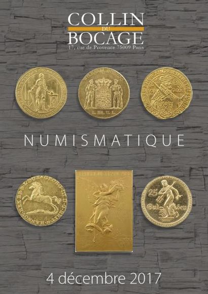 Numismatique - Monnaies et Médailles en Or
