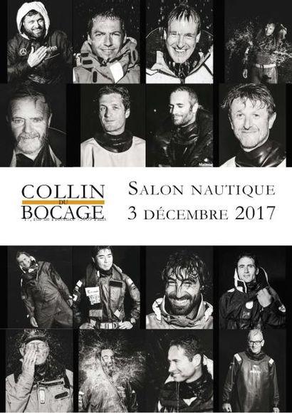 Vente solidaire Salon Nautique de Paris
