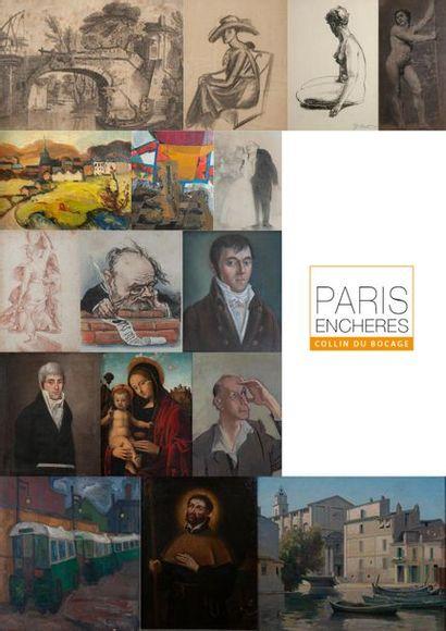 Dessins et Tableaux : Collection de Monsieur X.