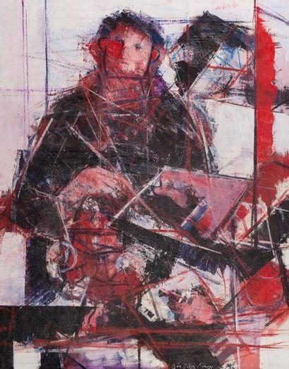 LES CLASSIQUES DU JEUDI SALLE PROVENCE : Atelier du peintre Enav Bension (1925-2007)