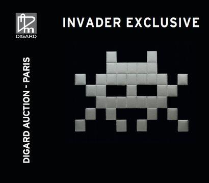 INVADER EXCLUSIVE