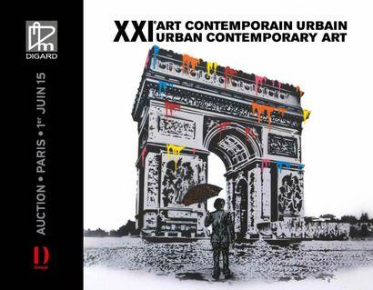ART CONTEMPORAIN URBAIN -URBAN CONTEMPORARY ART