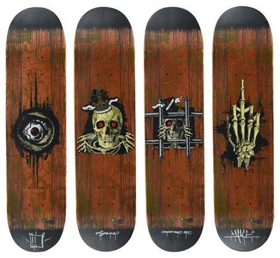 EDITIONS - SKATES-TOYS & LIMITED EDITION