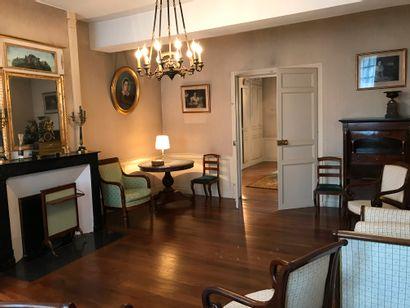 HOUDAN // Vente de l'entier mobilier garnissant une maison // EN COLLABORATION AVEC  L'HOTEL DES VENTES D'EVREUX  SCP BELLIER & FIERFORT