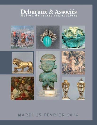 LITHOGRAPHIES TABLEAUX ANCIENS ET MODERNES ARGENTERIE - BIJOUX ART D'ASIE - ARCHÉOLOGIE CÉRAMIQUE - MILITARIA MOBILIER - OBJETS D'ART