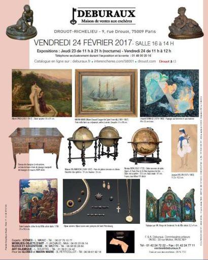 Bijoux, tableaux, objets d'art, mobilier