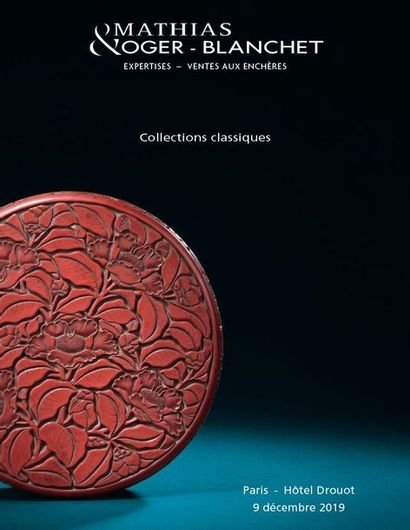 Collections classiques Tableaux anciens - Mobiliers des XVIIIème et XIXème siècle - Art d'Asie