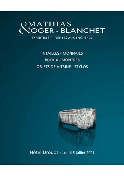 Bijoux - Montres - Intailles - monnaies