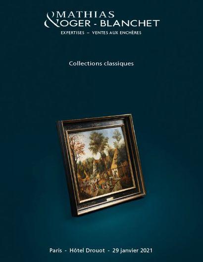 COLLECTIONS CLASSIQUES Tableaux anciens, Mobiliers des XVIIIe et XIXe siècles, Art d'Asie