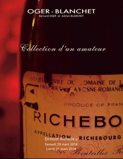 Collection d'un amateur - Vins et spiritueux - Sur désignation