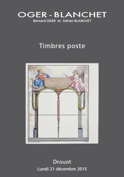 Timbres postes