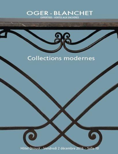 tableaux, dessins modernes, arts premiers, arts décoratifs du XXe