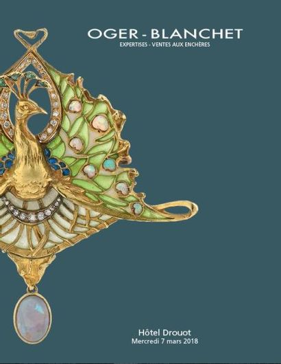 Bijoux et montres - Orfèvrerie ancienne et moderne