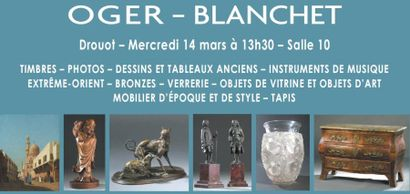 Tableaux - Mobilier & Objets d'art
