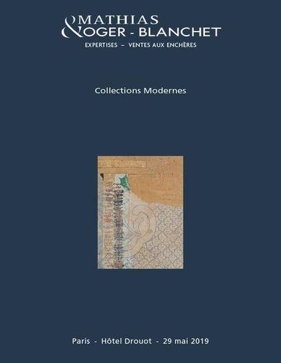 Collections modernes : Tableaux modernes - Art Nouveau - Art Déco - Design