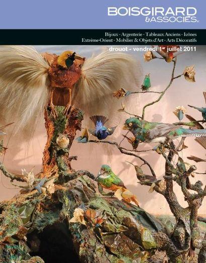BIJOUX - ARGENTERIE - TABLEAUX ANCIENS - ICÔNES EXTRÊME-ORIENT - MOBILIER & OBJETS D'ART - ARTS DÉCORATIFS