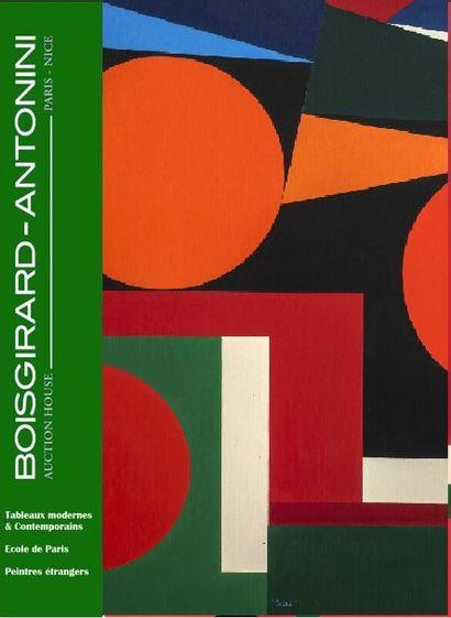 MODERN & CONTEMPORARY ART -ECOLE DE PARIS - FOREIGN PAINTERS