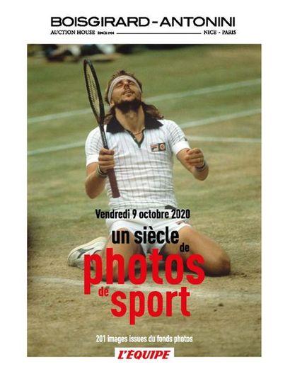 A CENTURY OF SPORTS PHOTOS - THE TEAM