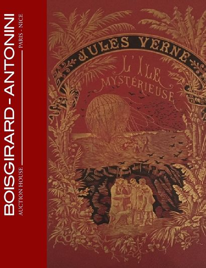 JULES VERNE - Importante collection