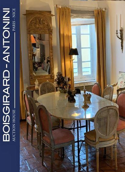 Entier mobilier d'une propriété des environs de St-Tropez & À divers