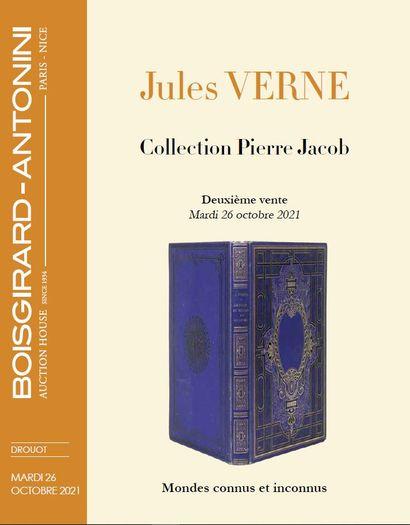 JULES VERNE - COLLECTION PIERRE JACOB - DEUXIÉME VENTE