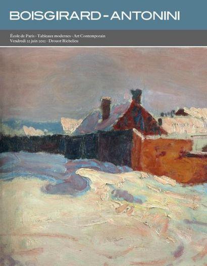 Tableaux et sculptures impressionnistes, XIXe et modernes