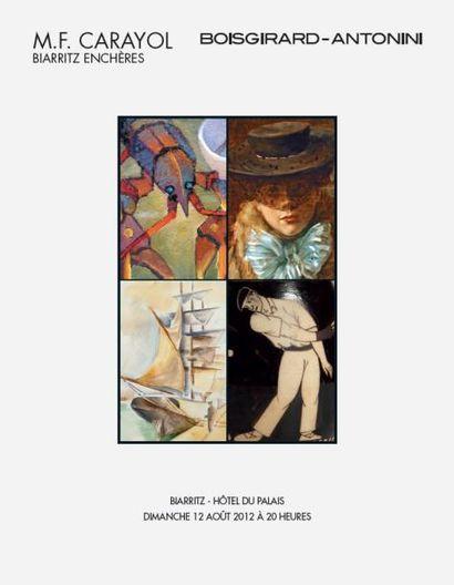Tableaux anciens Argenterie Tableaux modernes et contemporains Objets d'art et Mobilier