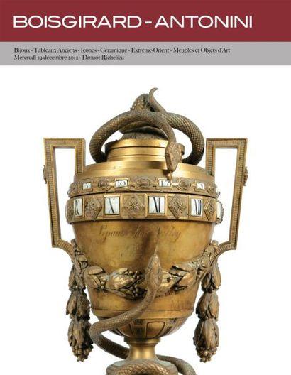 Bijoux Tableaux Mobilier Objets d'art