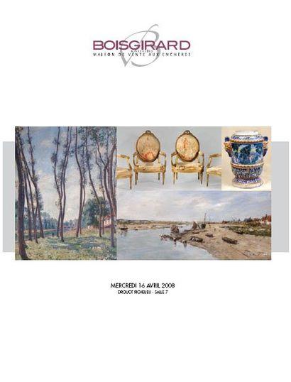 Tableaux, bijoux, objets d'art