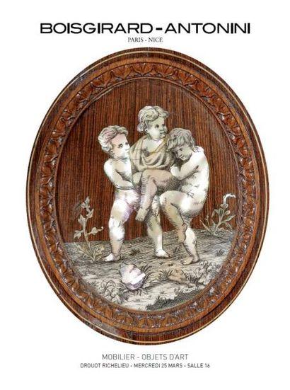 Tableaux Anciens, Verreries art nouveau & art déco, Objets d'art et Mobilier