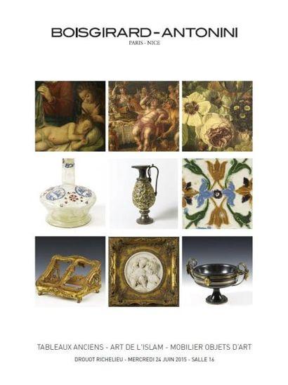 Arts de l'Islam,Tableaux Anciens, Objets d'Art et Mobilier