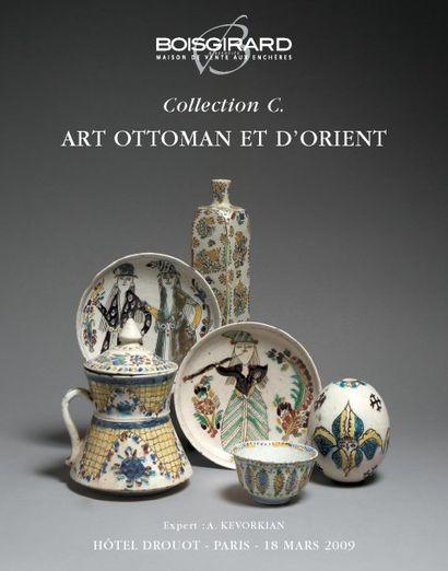 ART OTTOMAN ET D'ORIENT