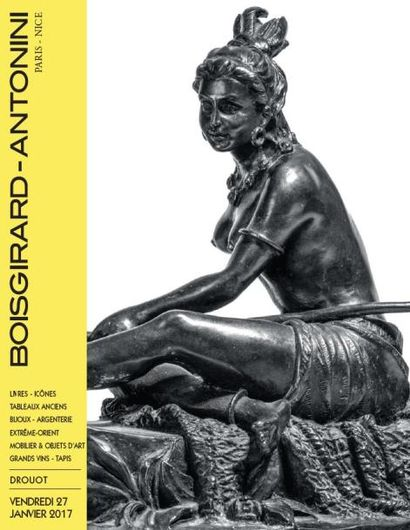 TABLEAUX ANCIENS-OBJETS D'ART ( dont Argenterie et Asie)