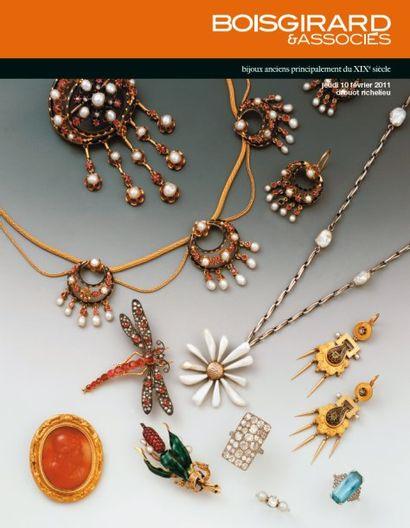 bijoux anciens principalement du XIXe siècle